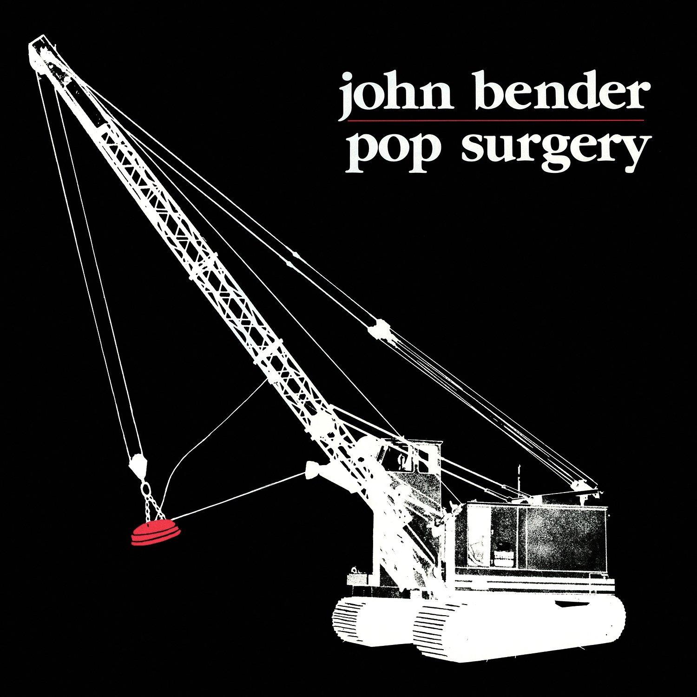 Vinilo : John Bender - Pop Surgery (LP Vinyl)