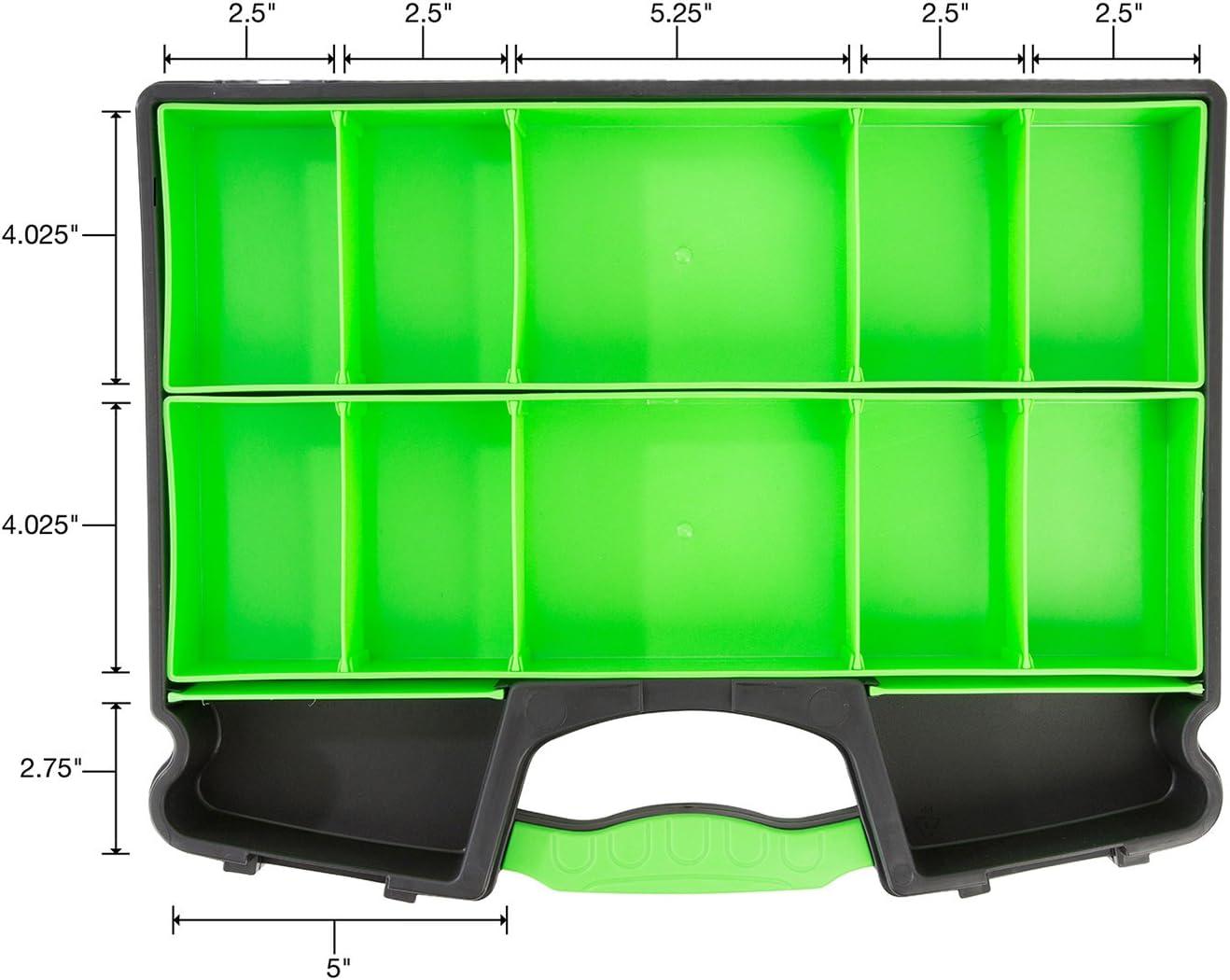 metrisch und SAE 22218 OEMTOOLS 22216 gr/ün 35 Schl/üssel Organizer mit selbstklebender R/ückseite