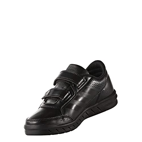 a5f16d487518 adidas Kids Shoes Running AltaSport Fashion Trainers Girls Boys Black (EU  28 - UK 10K