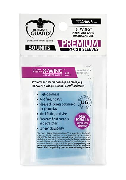 Ultimate Guard Premium Soft Sleeves Fundas de Cartas del ...