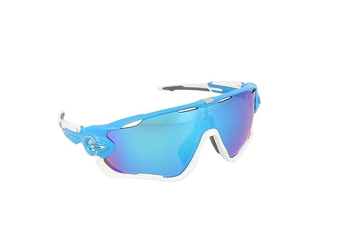 Oakley Sonnenbrille Jawbreaker, Gafas de Sol para Hombre, Sky, 1: Amazon.es: Ropa y accesorios