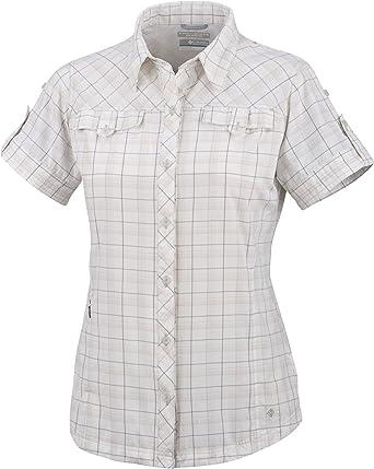 Columbia - Camisa para Mujer: Amazon.es: Ropa y accesorios