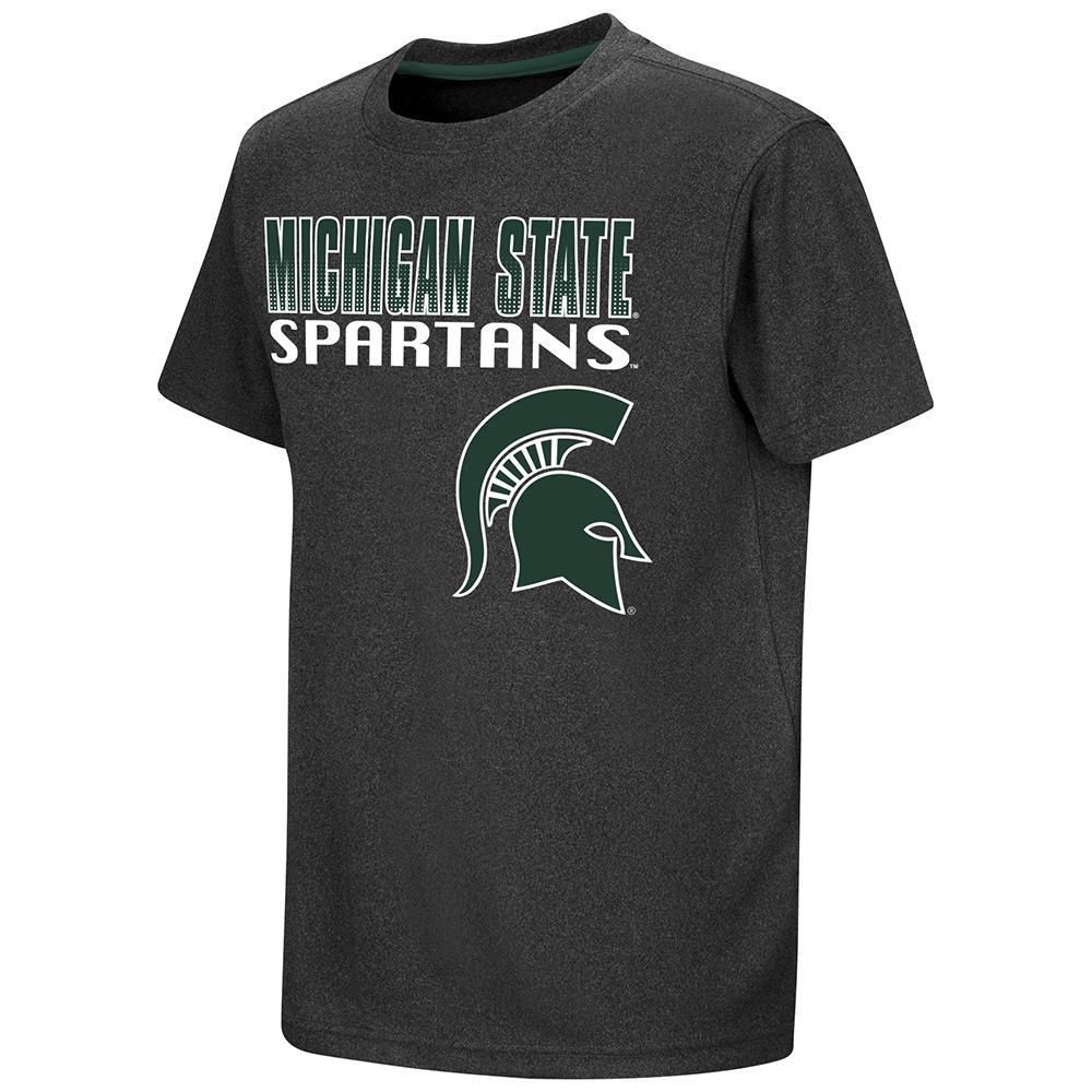 人気特価激安 ユースNCAA B01N6STOQW Michigan Michigan State Spartans半袖Tシャツチームカラー Small ユースNCAA B01N6STOQW, カミーノ:c2576089 --- a0267596.xsph.ru