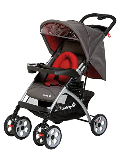 Safety 1st 12575420 Trendideal - Silla de paseo con capota, protector para la lluvia,