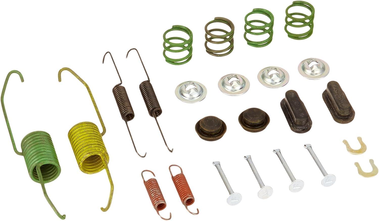 Carlson Quality Brake Parts H1456-2 Drum Brake Hardware Kit