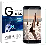Galaxy S7 Screen Protector,Nan Anti-Scratch ,No Lifted Edges, Full Coverage Tempered Glass Screen Protector for Samsung Galaxy S7