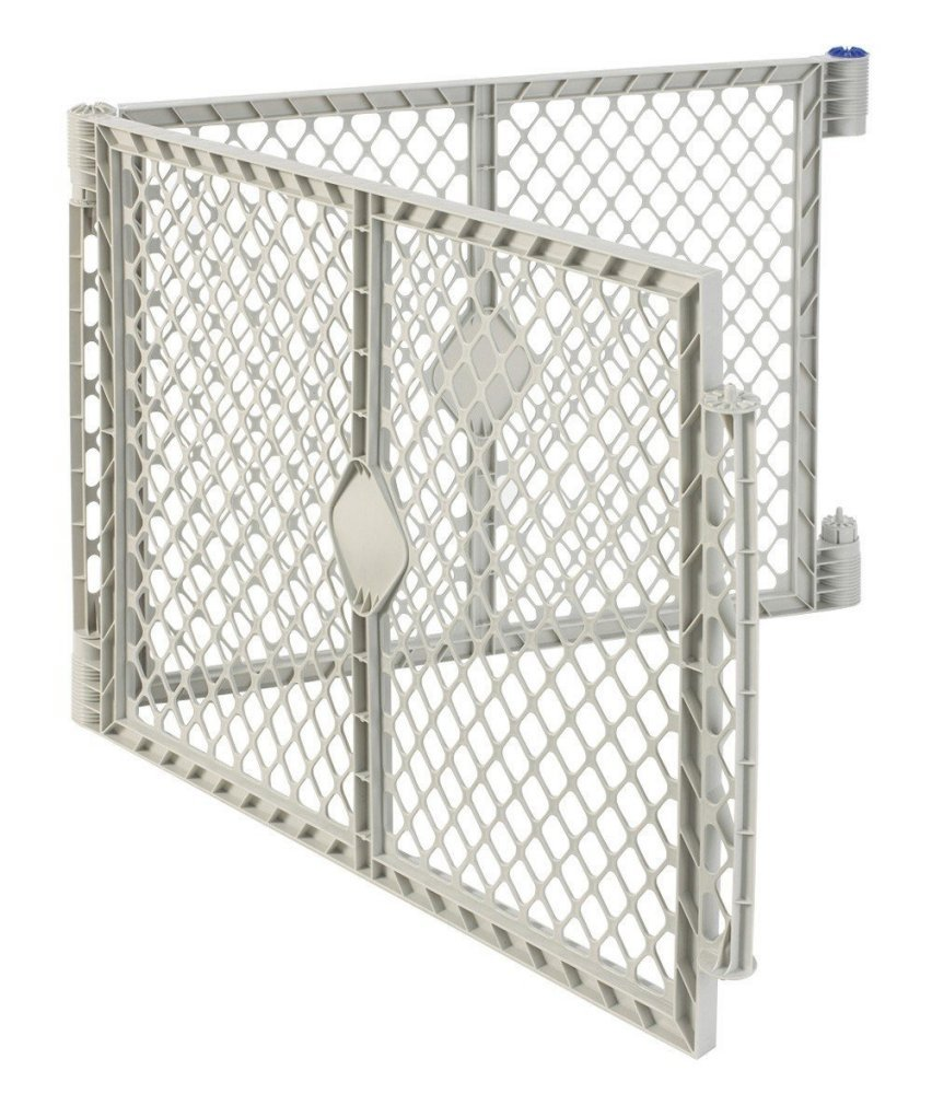 North States Classic Superyard Baby/Pet & Portable Play Yard - 8 Panel by North States