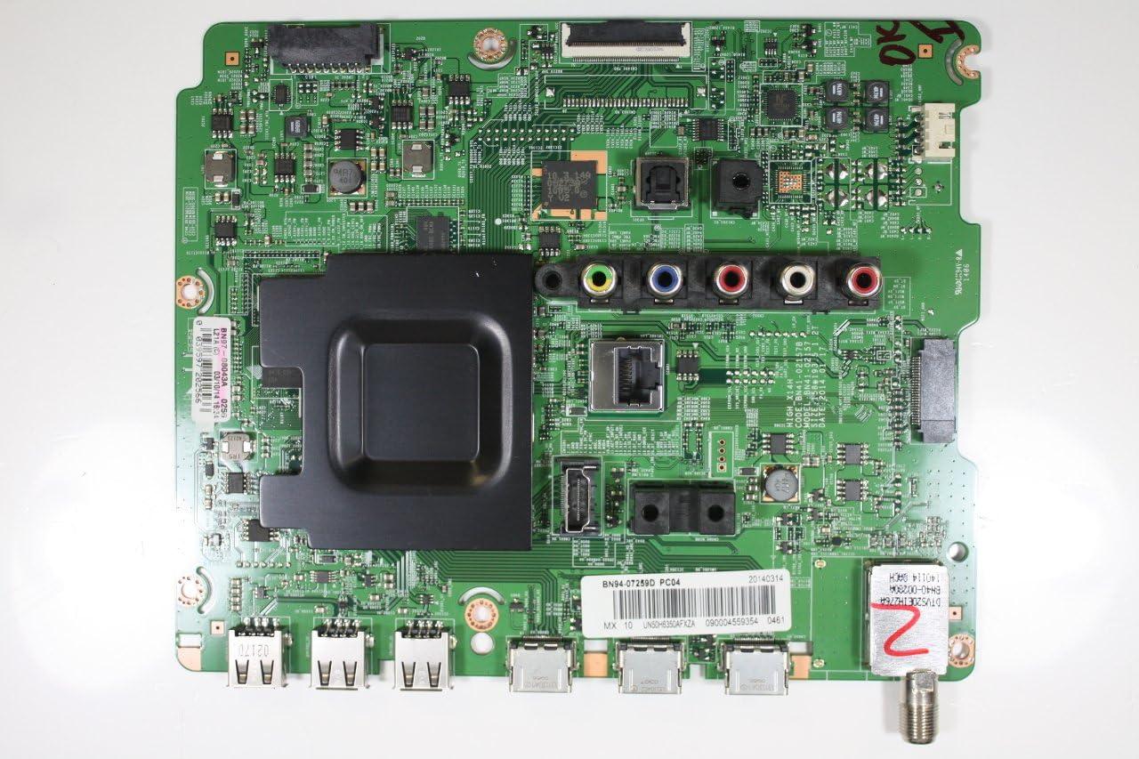 Samsung 50 UN50H6350AFXZA AH01 BN94-07259D Main Video Board Motherboard Unit
