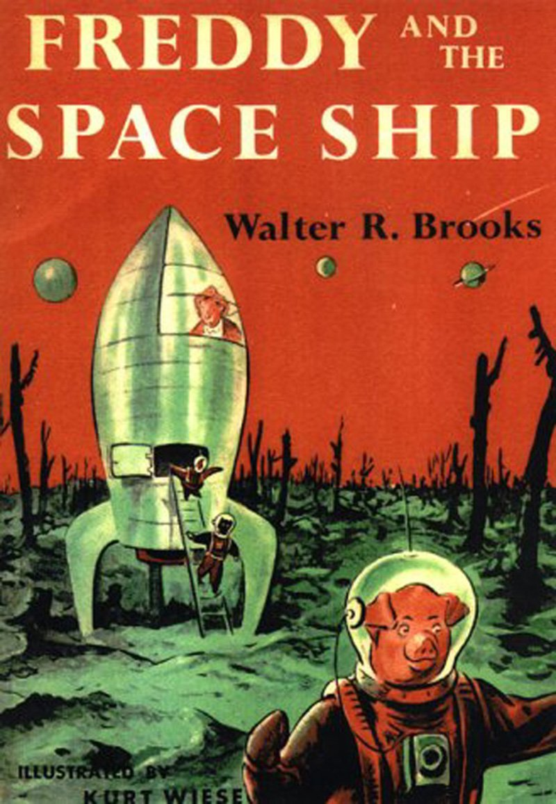 Freddy and the Space Ship ebook
