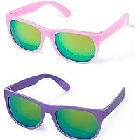 Kiddus Gafas de Sol para niña, niño, chico, chica. CAMBIAN DE COLOR cuando se exponen a luz…