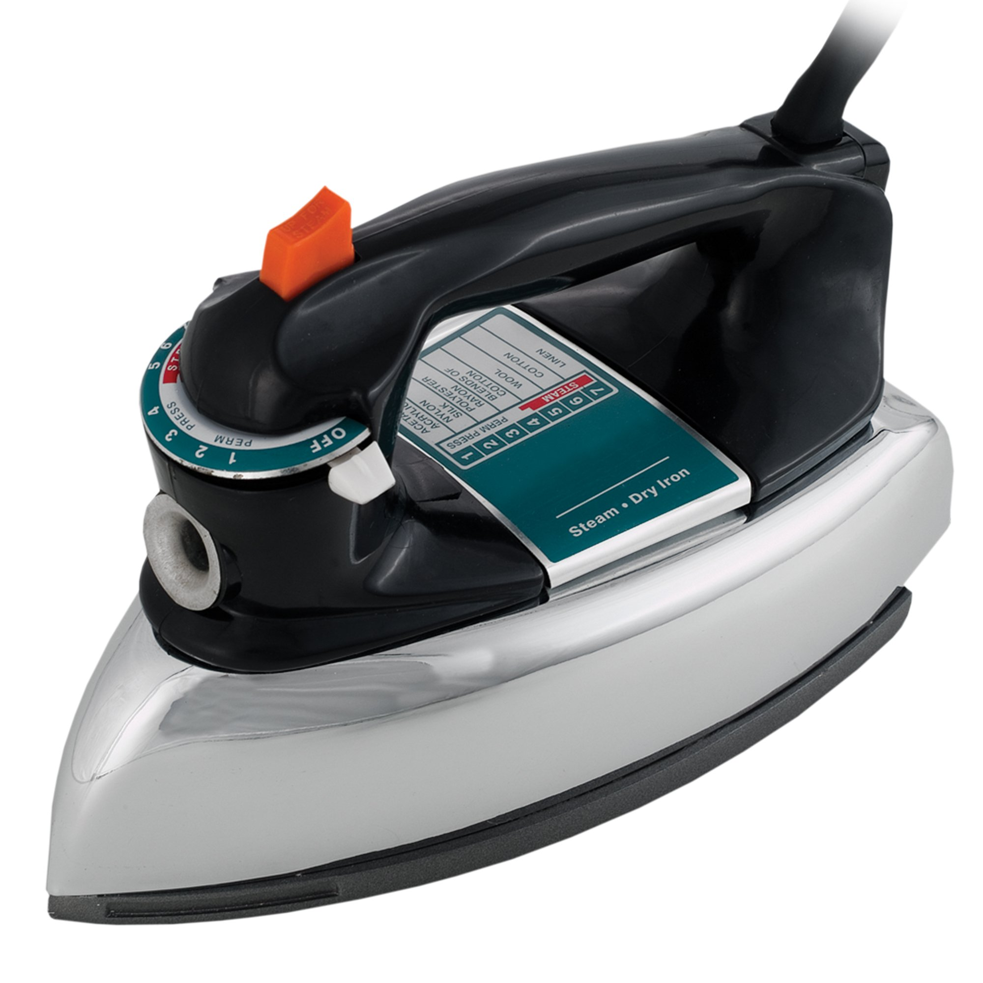 Continental Electric CE North America CP43021 Steam and Dry Iron