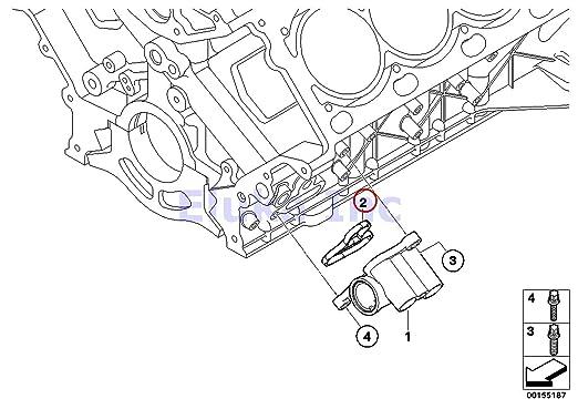 2008 bmw x5 alternator bracket gasket