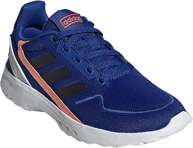 Adidas NEBZED K, Zapatillas Running Unisex Adulto, Azul (Team ...