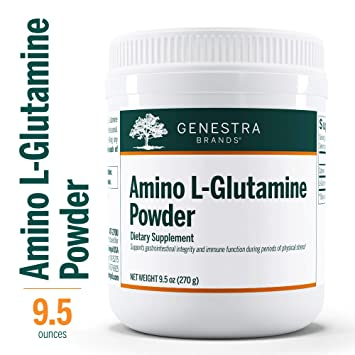 Amazon.com: Genestra marcas – Aminoácidos L-Glutamine Powder ...