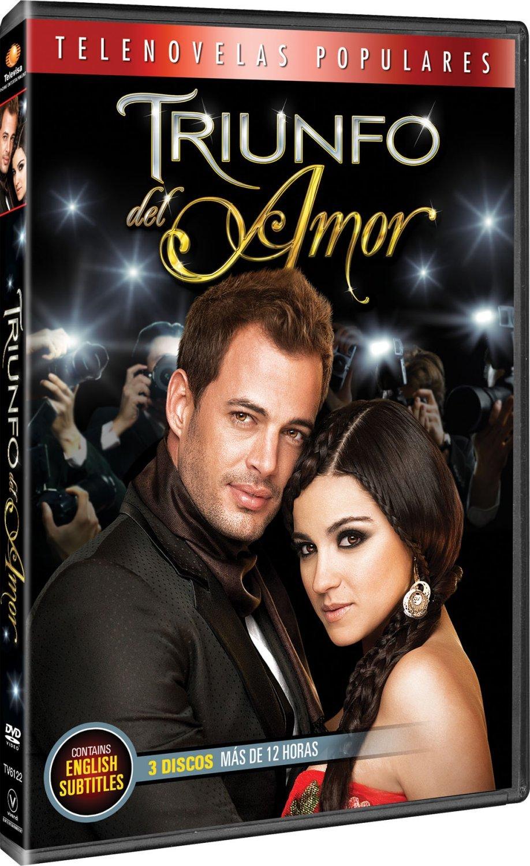 DVD : Triunfo Del Amor (Full Frame, 4 Disc)