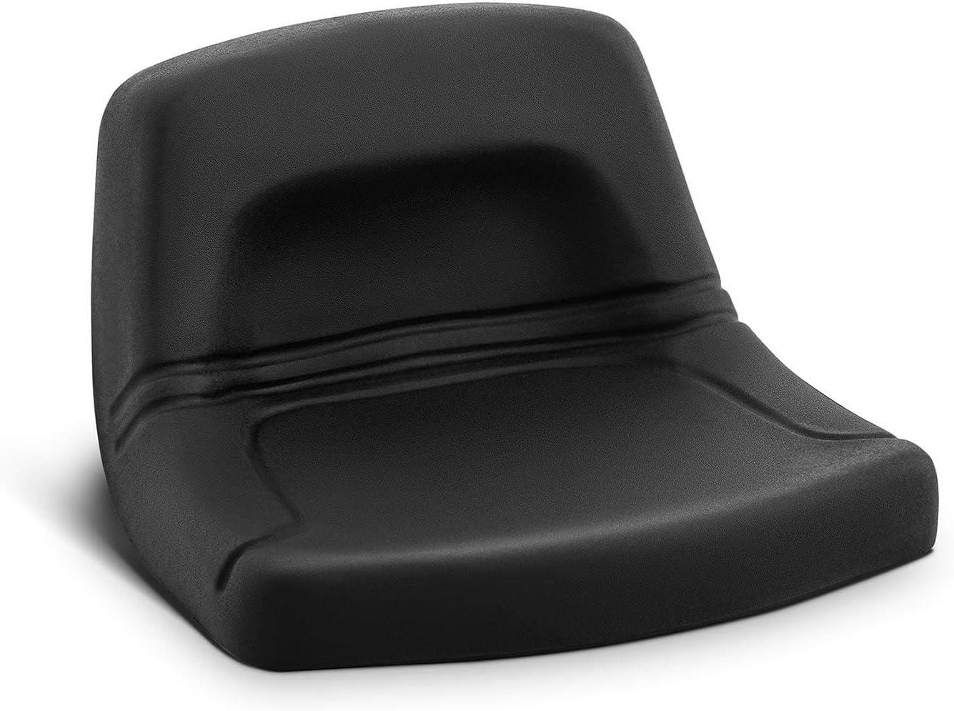 hillvert Asiento para Tractor Sill/ón HT-RUNDLE-7 Estructura de Acero//Polipropileno, Tapicer/ía de Goma, Impermeable, hasta 300 kg, 45 x 41,5 cm