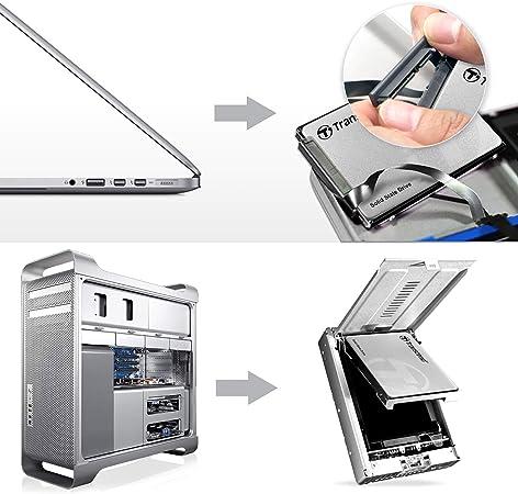 Transcend SSD230S Serial ATA III - Disco Duro sólido de 512 GB ...