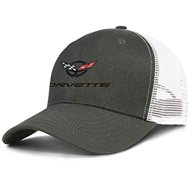 Fashion Adjustable Extreme Corvette logo Cap Hats