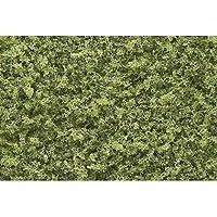 Light Green Coarse Turf (32 oz. Shaker) Woodland Scenics by Woodland Scenics