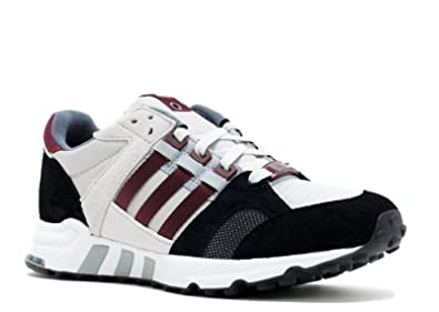 best website 727a2 65dc8 adidas Mens Foot Patrol Consortium EQT Equipment Running Cushion  GreyRed-Black Leather Size