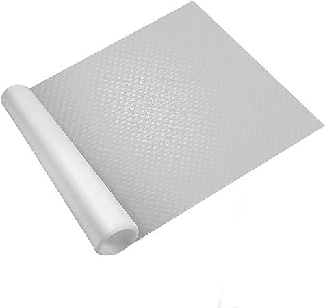 Refrigerator Fridge Mat Pad Drawer Liners Washable Kitchen Waterproof Shelf   ld