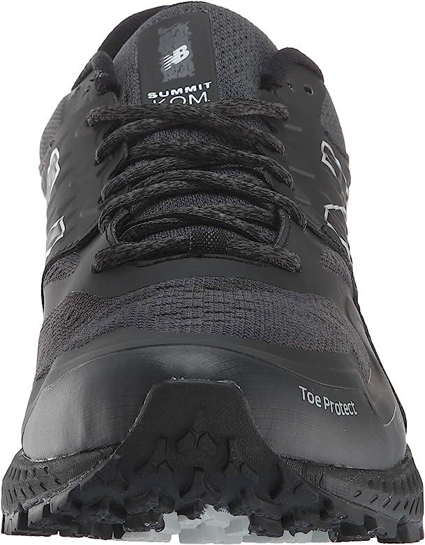 New Balance Summit KOM Gore-Tex h, Zapatillas de Running para Asfalto para Hombre, Negro (Black/Magnet GT), 40.5 EU: Amazon.es: Zapatos y complementos