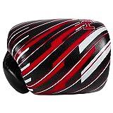 Hayabusa Ikusa Charged Gloves, Black/Red, 10 oz