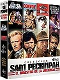 Sam Peckinpah Clave Omega The Osterman Weekend + La Cruz de Hierro Cross of Iron + Quiero la Cabeza de Alfredo Garcia Bring Me the Head of Alfredo Garcia + Convoy [Blu-ray]