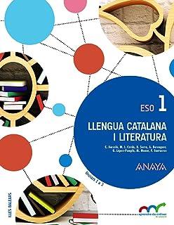 Llengua catalana i literatura 1. (Aprendre és créixer en connexió) - 9788467851663