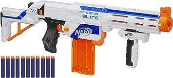 Oferta amazon: Nerf Ner Elite Lanzador, Multicolor, única (Hasbro 98696EU4)