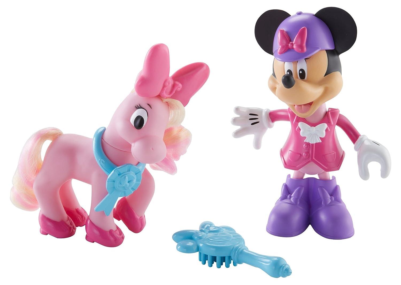 Amazon.com: Fisher-Price Disney Minnie, Pony Fashion Show: Toys & Games