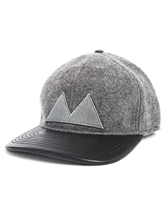 Marc By Marc Jacobs - Caps - Men - Embroidered Grey Logo Cap for men - TU   Amazon.co.uk  Clothing e13fa5f1025