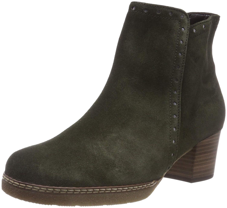 Gabor Shoes Botines Comfort Basic, Botines Femme Vert 19993 (Bottle Shoes (Micro) 34) 17a4dbb - avtodorozhniks.space