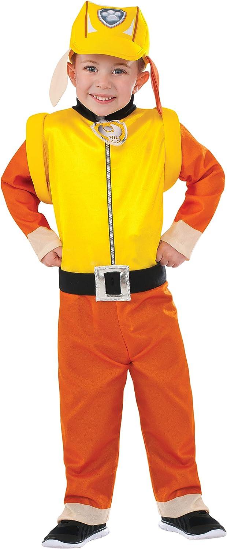 Rubies s Disfraz oficial Paw Patrol Escombros Kids niños Childs ...