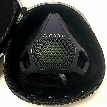 Bloqueo de elevación Máscaras de oxígeno Control de meseta simulada Poca capacidad pulmonar anaeróbica Ejercicios de