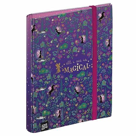 Carpeta Anillas Recambio A4 Magical by BUSQUETS