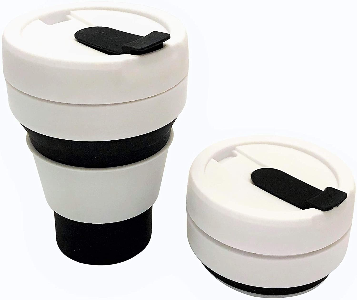 HUNU | Folding Reusable Coffee Cup That Fits In Your Pocket