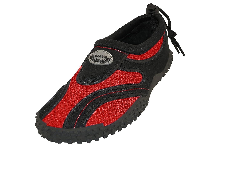 The Wave Childrens Kids Wave Water Shoes Pool Beach Aqua Socks