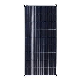 Panneau Solaire Module Solaire 12 V 12 V caravane camping car 160 W 160 W photovoltaïque