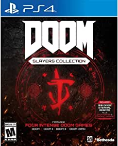 Doom Slayers Collection - PlayStation 4 Standard Edition