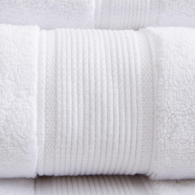 orpheebs - Toallas de baño de lujo, 660 g/m2, 100% de algodón peinado de cero torsión. HOTEL SPA. Suavidad máxima y calidad absorbente elevada (1 Toallas ...