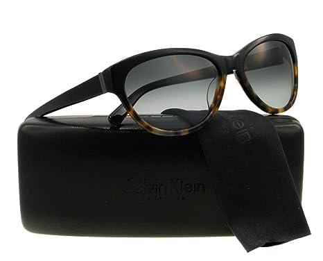 Amazon.com: Calvin Klein anteojos de sol CK 7816s 006 Negro ...