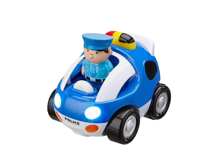 Motorikspielzeug mit ferngesteuertes Auto Fernlenkflitzer Fisher-Price BHX87