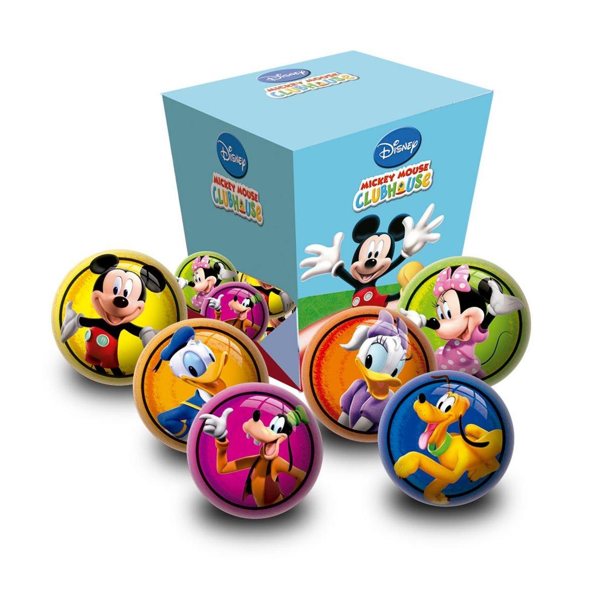 Ballon Mickey Disney 6cm assortis Unice toys