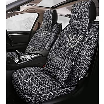 Stupendous Amazon Com Iddefee Seat Cover Sets Universal Car Seat Cover Pdpeps Interior Chair Design Pdpepsorg