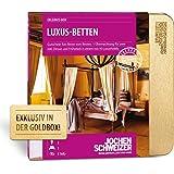 Jochen Schweizer Hotelgutschein LUXUS-BETTEN für 2| 1ÜN für 2 Personen | inkl. Gutschein für Frühstück und Abendessen | 50 Hotels vorwiegend 5*****| inkl. Geschenkbox