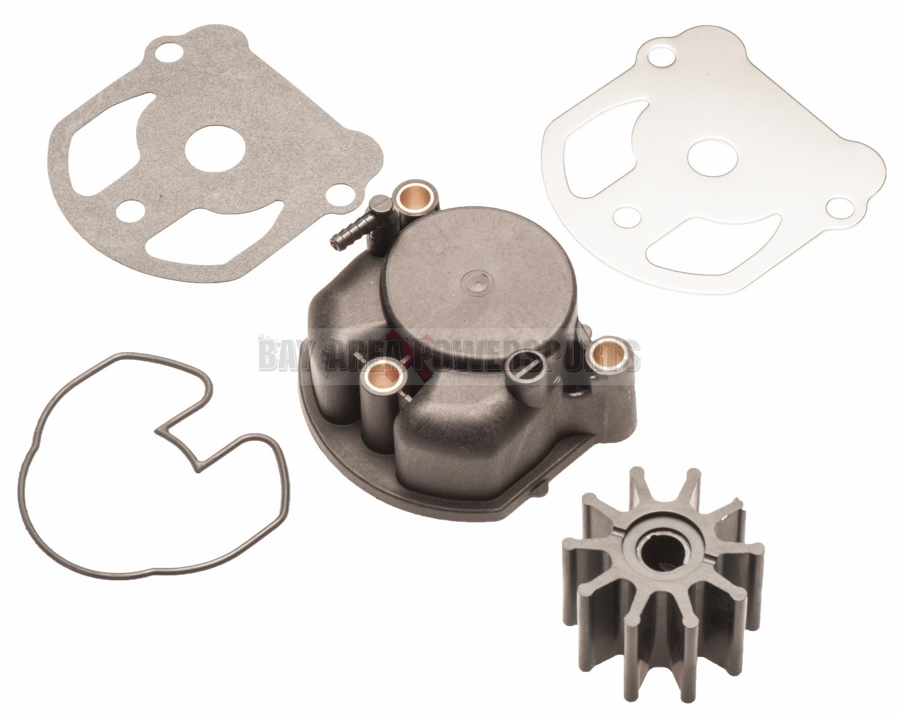 OMC Cobra Water Pump Repair Kit W/Housing Replaces 984461 984744 18-3348 12092