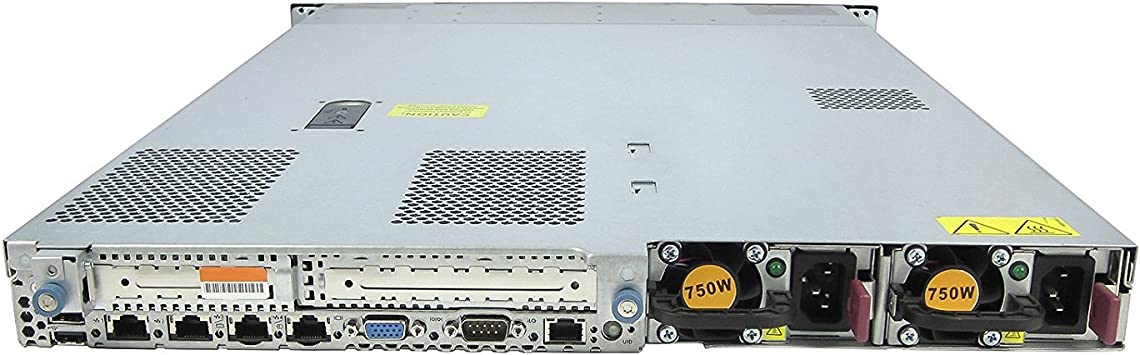 HP Proliant DL360 G7 Server 2x2.66GHz Six-Core X5650 72GB 4x146GB P.410 Rails