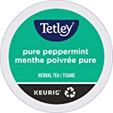 Tetley Pure Peppermint K-Cup Pods, 24 Pack