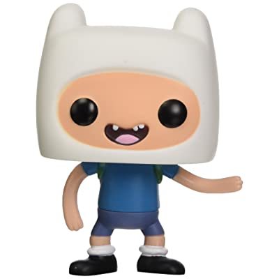 Funko POP! Vinyl Adventure Time Finn Figure: Funko Pop! Television:: Toys & Games